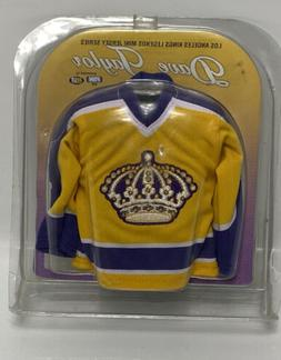 18 DAVE TAYLOR Los Angeles Kings Legends Mini Jersey Series