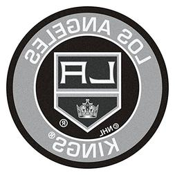 FANMATS 18874 NHL Los Angeles Kings Roundel Mat