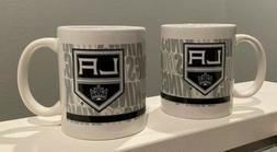 2-Los Angeles Kings GO KINGS GO Coffee/Tea Ceramic Drinking