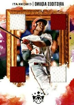 2020 Diamond Kings Baseball Insert/Used Jersey/Autograph Sin