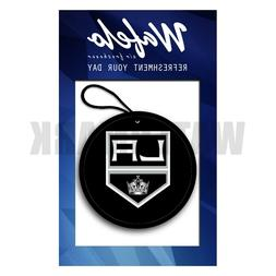 Wafelo Air Freshener Custom Los Angeles Kings NHL Car And Ho