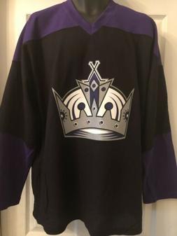 Authentic Adidas NHL Los Angeles Kings Hockey Jersey Shirt M