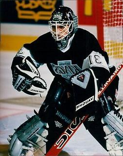 Byron Dafoe Los Angeles Kings Licensed NHL Unsigned Glossy 8