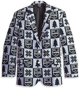 Cool! New Los Angeles LA Kings Super Fan Sport Coat Size 2XL