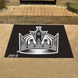 """Fan Mats Los Angeles Kings All-Star Mat, 34"""" x 45"""""""