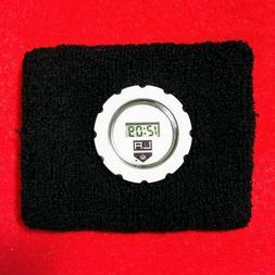 Los Angeles Kings Hockey Sweatband Watch Cotton Terry Cloth