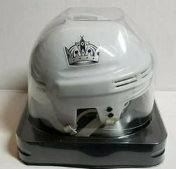 L.A. Kings NHL Hockey Player SportStar Mini Helmet Bauer Mod