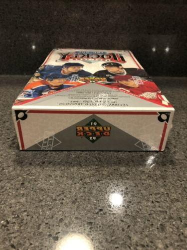 1991-1992 Hockey French Low SeriesWax Box Sealed