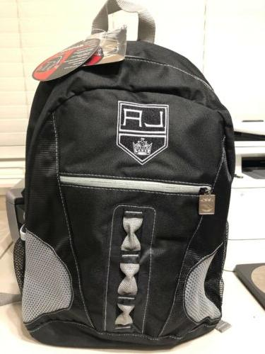l a kings backpack nhl los angeles