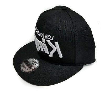 Los Angeles Era 9Fifty Rear Script NWA Snapback Hat