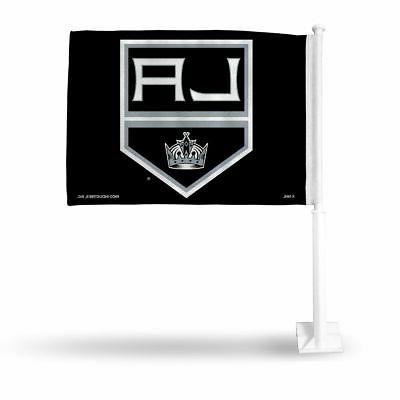 los angeles kings nhl 11x14 window mount