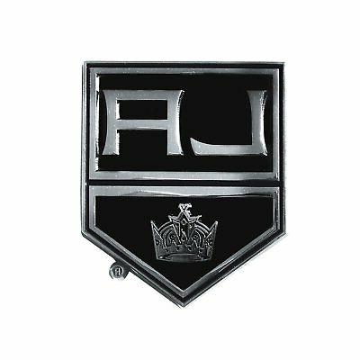 los angeles kings nhl chrome