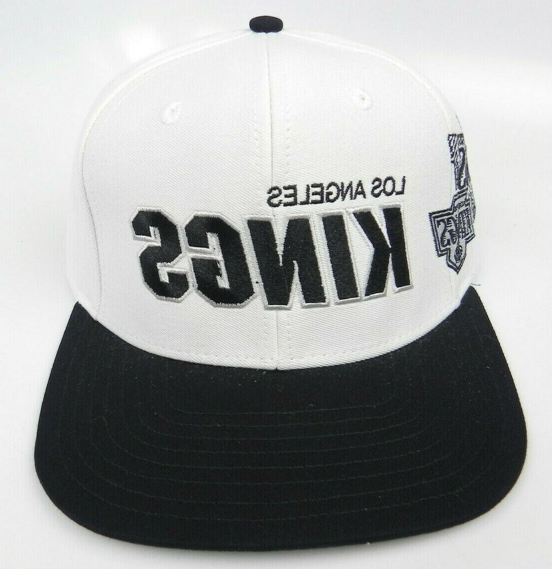 los angeles kings nhl snapback retro shadow