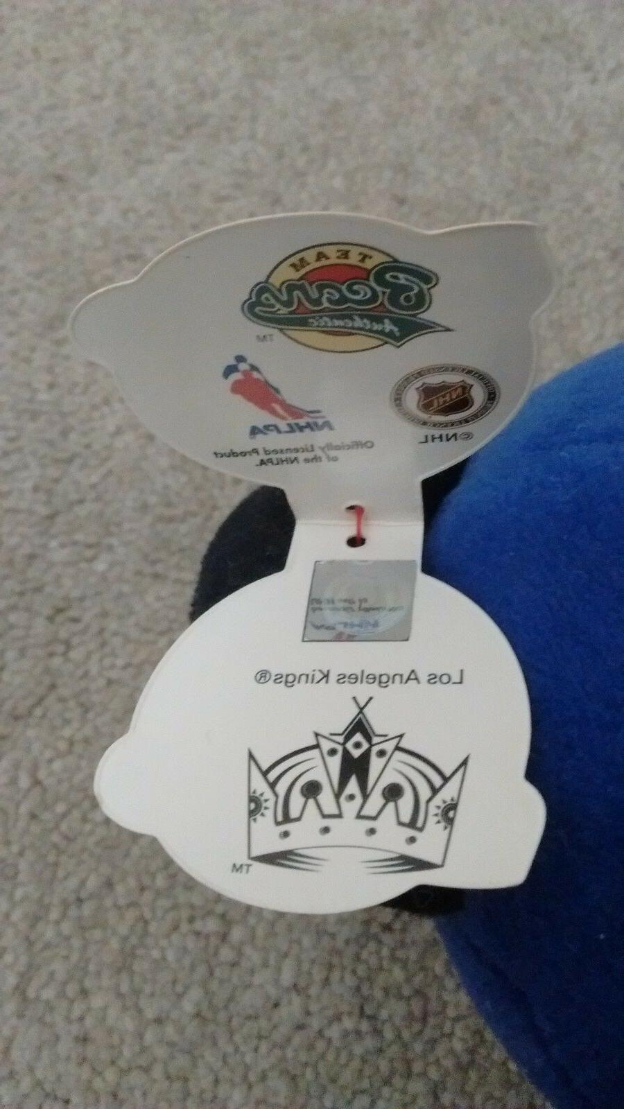 Los Kings Teddy Tags and Bumper