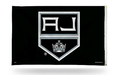 los angeles kings rico 3x5 flag w