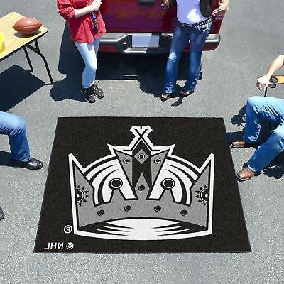 los angeles kings tailgater mat decor 59