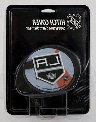 "Los LA Kings NHL Plastic Cover for 2"" insert"
