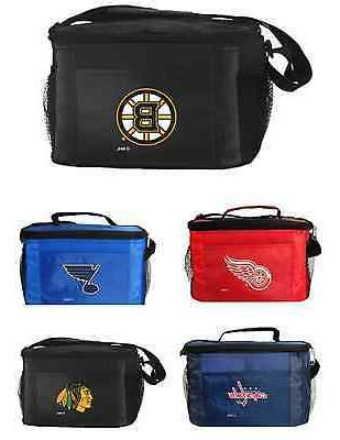new 2014 nhl hockey licensed lunch bag