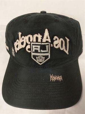 New Los Angeles Kings Mens Size OSFA Reebok Adjustable Hat
