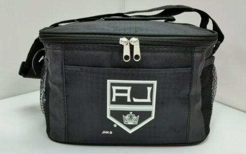 nhl los angeles kings lunch bag insulated