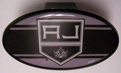 trailer hitch cover nhl hockey los angeles