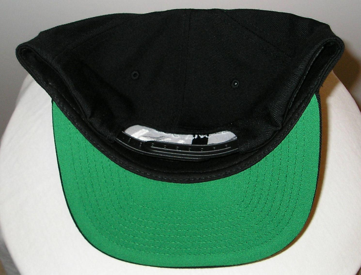 Vintage Replica Angeles Hat Snapback Black EAZY E