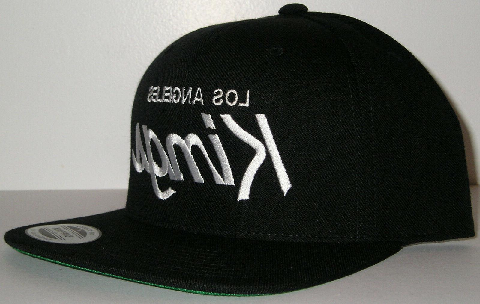 Vintage Replica LA Angeles Kings Script Cap Hat NWA EAZY E