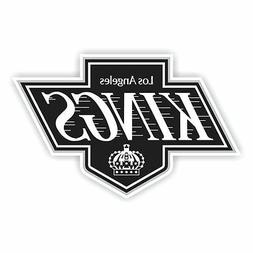 LA Kings Los Angeles Decal / Sticker Die cut