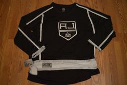 LA KINGS Official NHL Los Angeles Kings Hockey Black Jersey