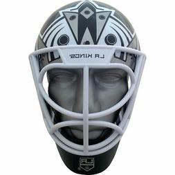 LA Los Angeles Kings Goalie Helmet Fanmask! *Jonathan Quick