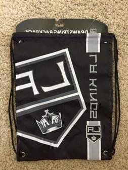 LA Los Angeles Kings NHL Drawstring Backpack Bag