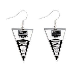 Aminco LA Los Angeles Kings NHL Pennant Earring