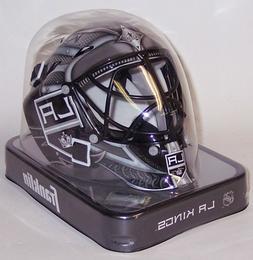 LA Los Angeles Kings Franklin Sports NHL Mini Goalie Mask He