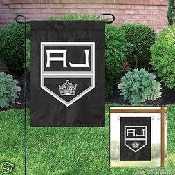 """Los Angeles Kings 10""""x15"""" NHL Licensed Window / Wall Banner"""
