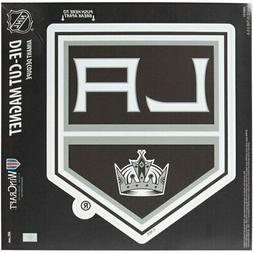 "Los Angeles Kings 12"" x 12"" Car Magnet"