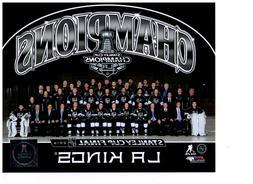 Los Angeles Kings 2014 Stanley Cup Champions Team Sit Down 8