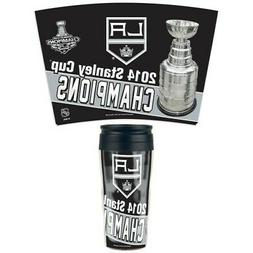 LOS ANGELES KINGS 2014 STANLEY CUP CHAMPIONS ACRYLIC TRAVEL