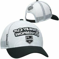 Los Angeles Kings 2014 Stanley Cup Champs Mesh Trucker Hat /