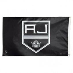 Los Angeles Kings 3x5 Deluxe Banner Flag NHL Hockey Team Spo