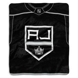Los Angeles Kings 50x60 Plush Raschel Throw Blanket - Jersey
