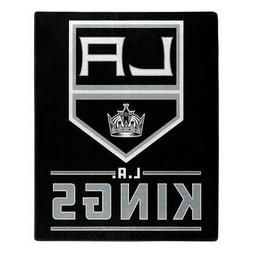 Los Angeles Kings 50x60 Raschel Interference Design Blanket