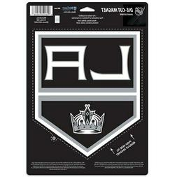 "WinCraft Los Angeles Kings 6"" x 9"" Logo Car Magnet"
