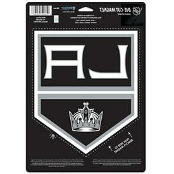 "Los Angeles Kings WinCraft 6"" x 9"" Logo Car Magnet"