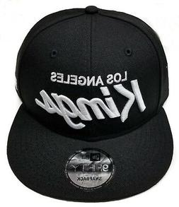 Los Angeles Kings New Era 9Fifty Rear Vintage Script Eazy-E