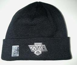 Los Angeles Kings  Authentic Black Beanie Toque Knit Hat  NW
