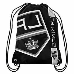 Forever Collectibles Los Angeles Kings Big Logo Drawstring B