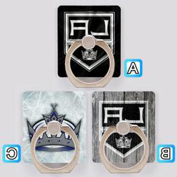 Los Angeles Kings Cell Phone Holder Ring Stand Mount Accesso