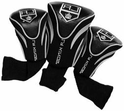 Team Golf Los Angeles Kings 3 Pack Contour Head Covers