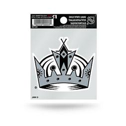 Los Angeles Kings Crown Logo Static Cling Sticker Decal NEW!