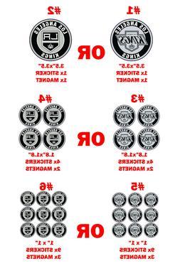 Los Angeles Kings Decal Sticker sport car fridge games ps St